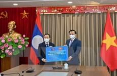 Hà Nội và Vientiane của Lào tăng cường hợp tác trên nhiều lĩnh vực
