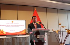 Đại sứ quán Việt Nam tại Canada lan tỏa tinh thần đồng hành chống dịch