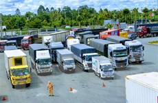"""Cần Thơ kiến nghị tiếp tục thực hiện """"đăng ký trước"""" với xe chở hàng"""