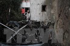 Nhiều vụ phóng rocket chưa rõ mục đích xảy ra tại thủ đô Kabul