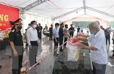 Lực lượng vũ trang Thủ đô đồng hành cùng người dân vượt qua khó khăn