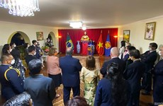 Khẳng định mối quan hệ hữu nghị hai nước Việt Nam-Brazil