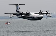 Trung Quốc chuẩn bị ra mắt thủy phi cơ lớn nhất thế giới