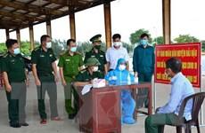 Nam Định khẩn trương điều tra dịch tễ ổ dịch COVID-19 ở Hải Hậu