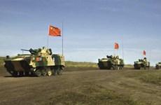 Trung Quốc, Mông Cổ, Pakistan và Thái Lan diễn tập gìn giữ hòa bình