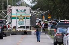 Xác định danh tính nghi phạm vụ nổ súng tại bang Florida của Mỹ