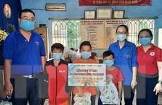 TP.HCM chăm lo cho trẻ em bị ảnh hưởng của dịch COVID-19