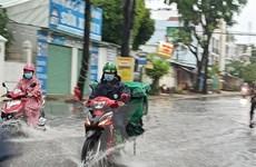 Từ đêm 13/9 đến ngày 14/9, Thanh Hóa đến Quảng Bình có nơi mưa rất to