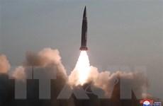 Triều Tiên thông báo về các vụ thử tên lửa tầm xa