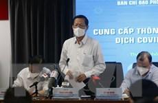 Thành phố Hồ Chí Minh thực hiện Chỉ thị 16 đến hết tháng 9