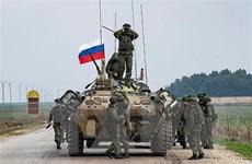 Nga chỉ trích các lực lượng nước ngoài tại Syria