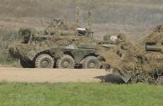 Việt Nam tham gia tập trận Zapad tại Nga với tư cách quan sát viên