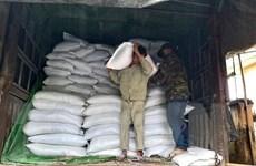 Tiền Giang: Phân phối nhanh, sớm đưa gạo hỗ trợ đến tay người lao động