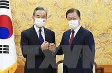 Hàn Quốc kêu gọi Trung Quốc tiến trình hòa bình cho Bán đảo Triều Tiên