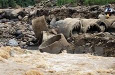 Từ 17- 20/9: Cảnh báo xuất hiện một đợt lũ trên các sông, suối Bắc Bộ