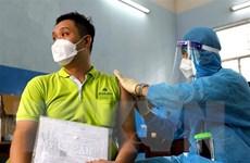 TP.HCM hoàn thành tiêm vaccine mũi 1, tỷ lệ ca mắc mới giảm