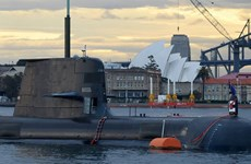 Australia khẳng định cần phải chế tạo tàu ngầm hạt nhân