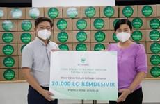 Lô 200.000 lọ Remdesivir đặc trị COVID-19 được phân bổ thế nào?