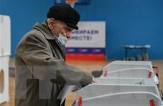 Bầu cử Duma Nga: Đảng Nước Nga Thống nhất tiến gần đến chiến thắng