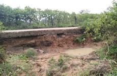 Chủ động ứng phó với áp thấp nhiệt đới và mưa lũ