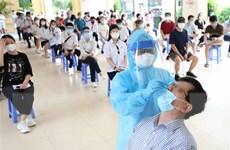 Ngày 22/9: Ghi nhận 11.527 ca nhiễm mới, thêm 11.919 người khỏi bệnh