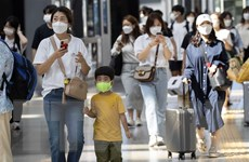 Hàn Quốc ghi nhận số ca mắc cao nhất từ trước đến nay sau Trung thu
