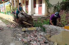 Nghệ An: Người dân dưới chân núi Khe Tương lo lắng nguy cơ sạt lở
