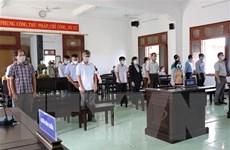 Phú Yên: Tuyên án sơ thẩm với 18 bị cáo trong vụ lộ đề thi công chức