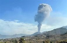 Tây Ban Nha ban bố khu vực thảm họa trên đảo La Palma do núi lửa