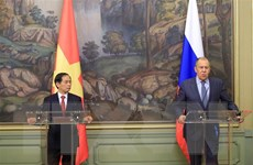 Dư luận Nga đánh giá tích cực chuyến thăm của Bộ trưởng Bùi Thanh Sơn