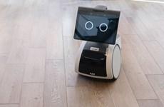 Amazon ra mắt sản phẩm robot an ninh giúp tuần tra ngôi nhà