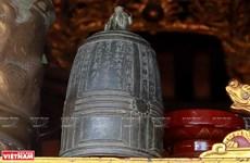 Chuông Nhật Tảo - Cổ vật vô giá mang dấu ấn sử liệu thành văn