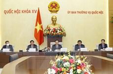 Chủ tịch Quốc hội Vương Đình Huệ làm việc với Đoàn doanh nghiệp Hoa Kỳ