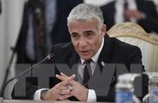 Ngoại trưởng Israel bắt đầu chuyến thăm lịch sử tới Bahrain