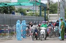 An Giang, Bến Tre đảm bảo việc tiếp đón người dân về quê an toàn