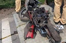 Bắc Ninh: Tạm giữ hình sự lái xe Camry gây tai nạn làm 1 người tử vong