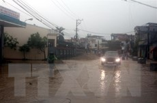 Các khu vực tiếp tục mưa dông, có nơi mưa to kèm thời tiết nguy hiểm
