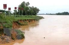 Quảng Trị mưa lớn gây chia cắt giao thông nhiều tuyến đường ở miền núi