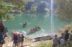 Hà Giang: Tìm thấy thêm 2 nạn nhân trong vụ lật thuyền trên sông Gâm