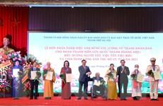 Hà Nội tổ chức vinh danh Công dân Thủ đô ưu tú năm 2021
