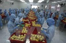 Nga tăng nhập khẩu rau quả chế biến từ Việt Nam