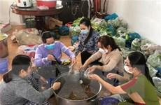 Người dân Bạc Liêu lan tỏa tình thương từ sự sẻ chia trong đại dịch