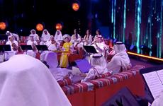 Hòa tấu đàn bầu Việt Nam trên sân khấu âm nhạc truyền thống Trung Đông