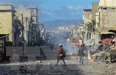 Đã xảy ra 629 vụ bắt cóc tống tiền tại Haiti trong vòng 3 tháng