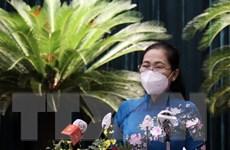 Khai mạc Kỳ họp thứ ba HĐND Thành phố Hồ Chí Minh nhiệm kỳ 2021-2026