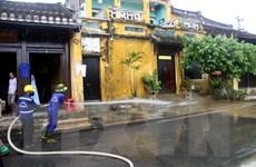 [Photo] Quảng Nam khẩn trương khắc phục hậu quả thiên tai