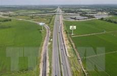 Thông xe đường 319 nối cao tốc TP.HCM-Long Thành-Dầu Giây
