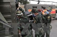 Bí thư Nguyễn Văn Nên: Khi có bộ đội ở bên, địa phương yên tâm hơn