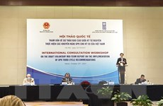 Việt Nam thực hiện cam kết quốc tế về bảo đảm quyền con người