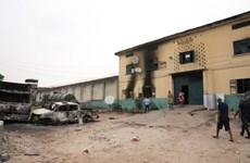 Hàng trăm tù nhân trốn thoát trong vụ tấn công nhà tù tại Nigeria